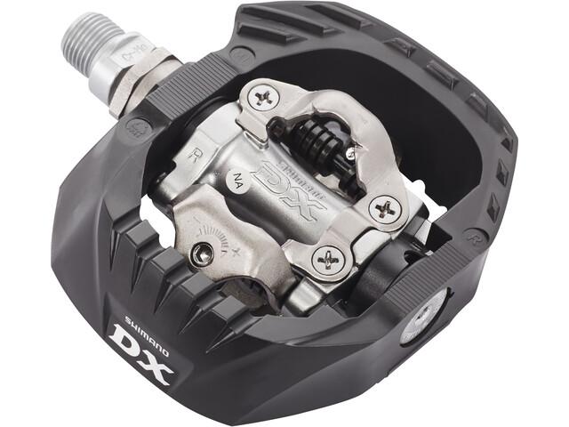 6ef99b14db6 Shimano DX PD-M647 Pedale SPD schwarz günstig kaufen   Brügelmann